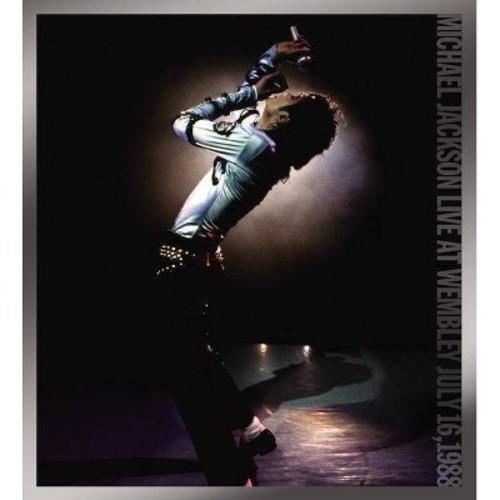 Michael Jackson Live At Wembley July 16, 1988 (DVD)