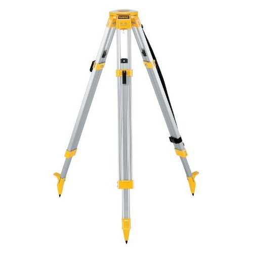 DEWALT DW0736 5/8-Inch 11-Threaded Flat Head Tripod [NA]