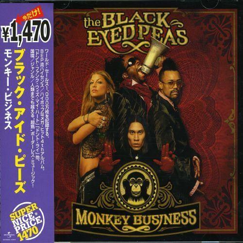 Monkey Business [Bonus Tracks] [CD]