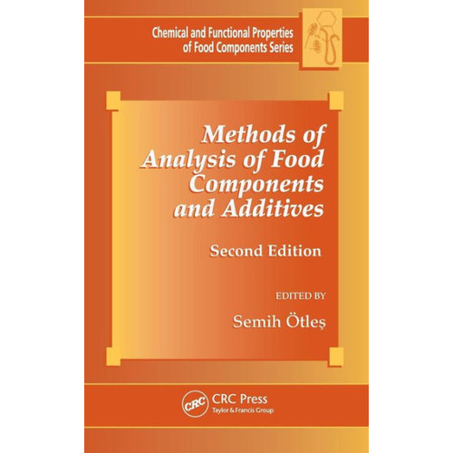 Methods of Analysis of Food Components and Additives / Edition 2
