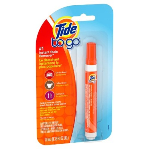 Tide To Go Stain Remover Pen - 1 Count
