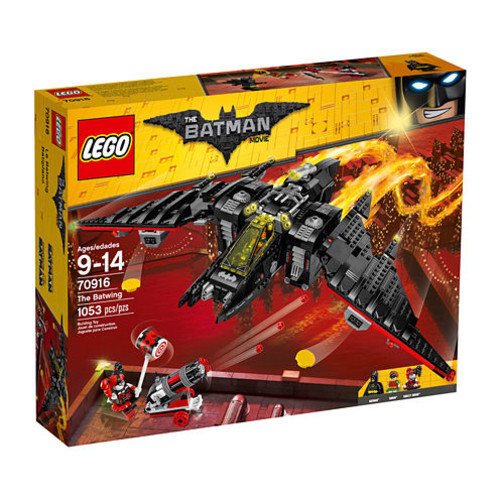 LEGO Batman Movie The Batwing 70916