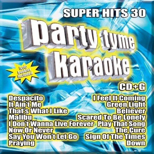 Party Tyme Karaoke: Super Hits, Vol. 30 [Audio CD]