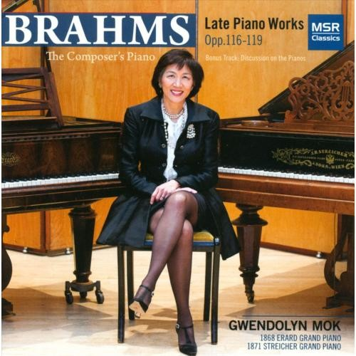 Brahms: Late Piano Works [CD]