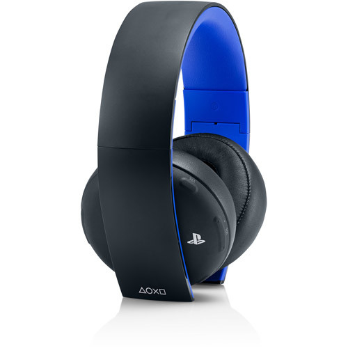 Sony Gold Wireless Stereo Headset (PS4)