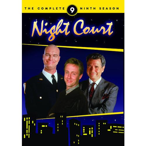 Night Court: The Complete Ninth Season (DVD)