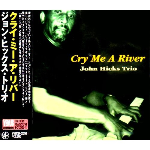 Cry Me a River [CD]