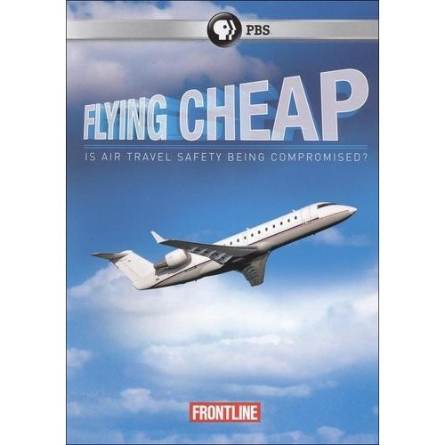 Frontline: Flying Cheap [DVD] [English] [2010]