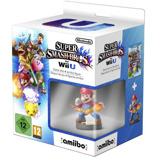 Super Smash Bros. + amiibo Smash Mario Wii U