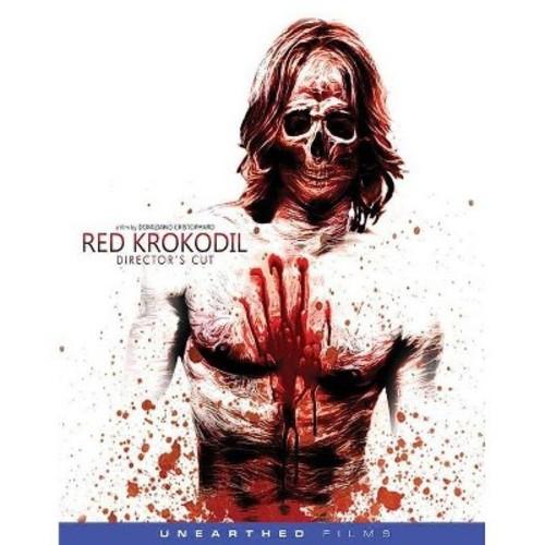 Red Krokodil (Blu-ray)