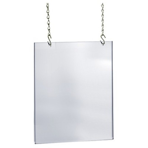 Azar 172728 22-Inch W by 28-Inch H Hanging Poster Frame