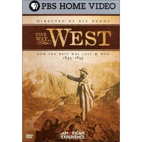 The Way West: How the West Was Lost & Won 1845-1893 [2 Discs] [DVD] [2006]