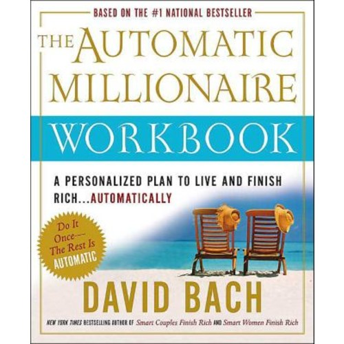The Automatic Millionaire Workbook David Bach Paperback