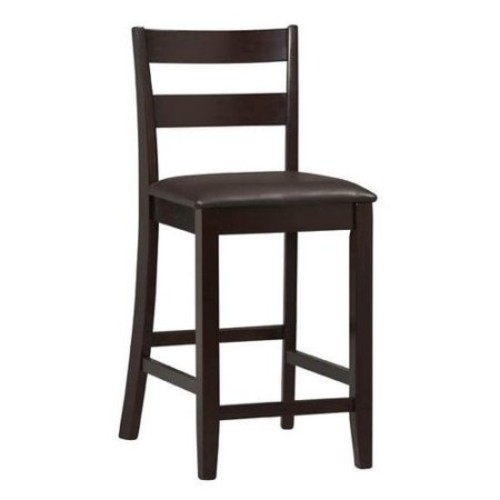 Linon Home Decor 01866ESP-01-KD-U Triena Soho Counter Bar Stool
