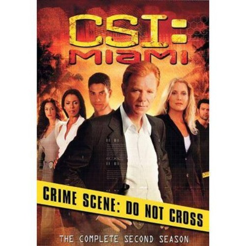 CSI: Miami - The Complete Second Season (DVD)