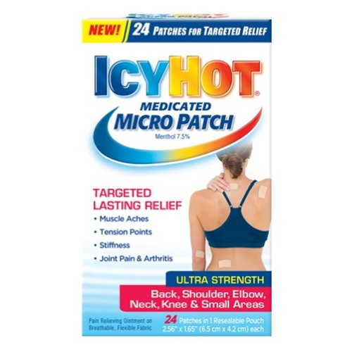Icy Hot Medicated Micro-patch, 24 Ct.