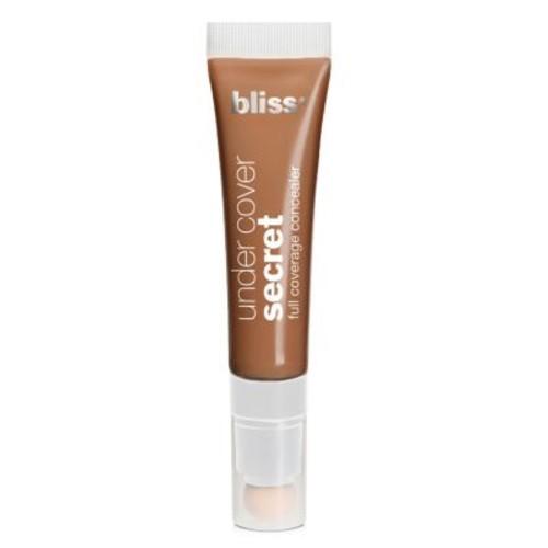 Bliss Color Undercover Secret Full Coverage Concealer, Espresso [2 oz (6 ml)]