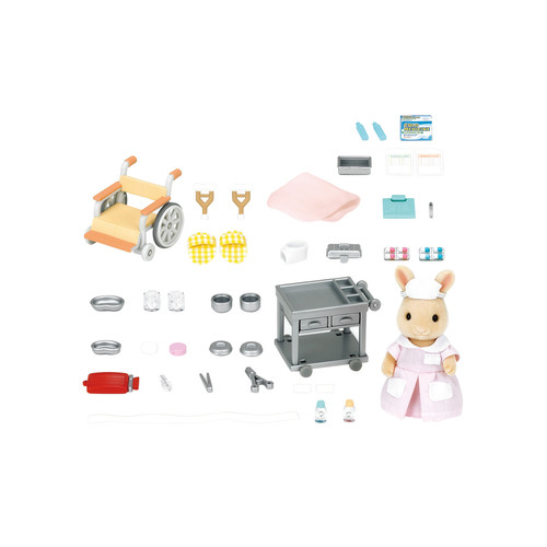 Country Nurse Set by Calico Critters