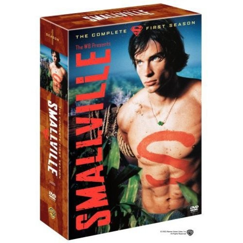 Smallville: The Complete First Season [6 Discs] [DVD]
