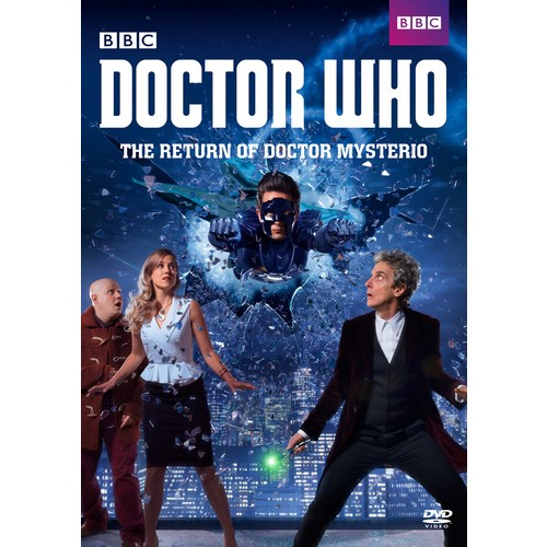 Doctor Who: The Return of Doctor Mysterio [DVD]