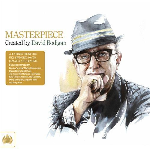 Masterpiece: David Rodigan [CD]