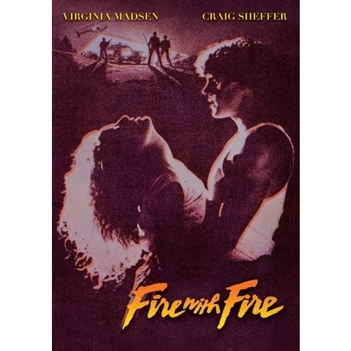 Fire With Fire [Blu-ray] [1986]