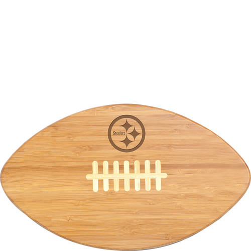Picnic Time Pittsburgh Steelers Touchdown Pro! Cutting Board