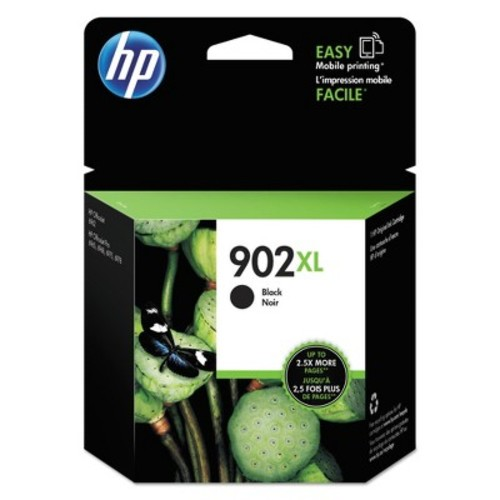 HP Inc. 902XL High Yield Black Original Ink Cartridge (T6M14AN#140)