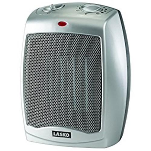 Lasko 754200 Ceramic Heater with Adjustable Thermostat [Blank]