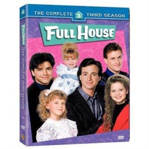 Full House:complete Third Season