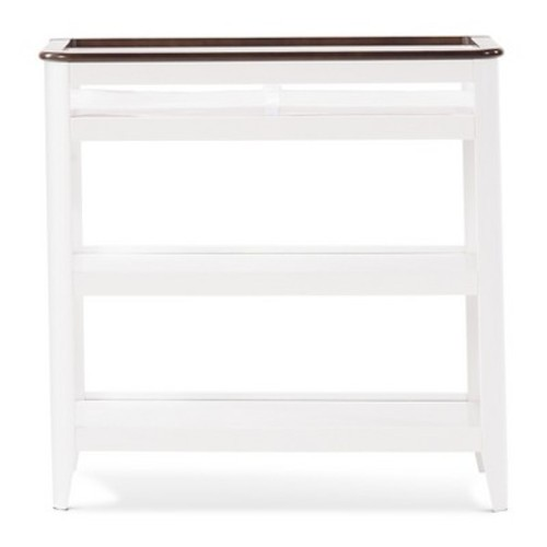 Child Craft Studio Changing Table - Matte White/Slate