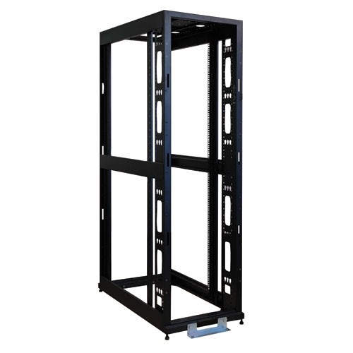 Tripp Lite SR42UBEXPND Open Frame Rack Enclosure Cabinet - 42U , 3000 lb stationary load capacity, 2250 lb rolling load capacity, 24