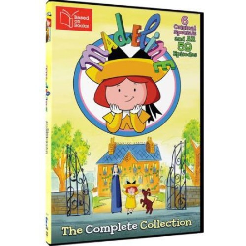 Madeline: The Complete Collection (DVD)