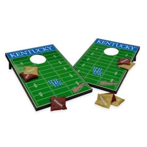 NCAA University of Kentucky Field Tailgate Toss Cornhole Game