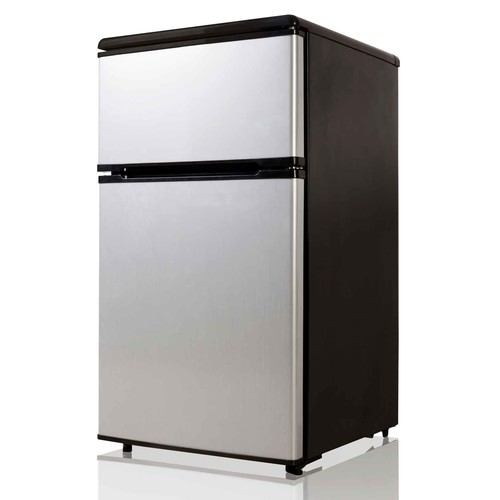 Equator-Midea 3.1 cu. ft. Double-Door Compact Refrigerator