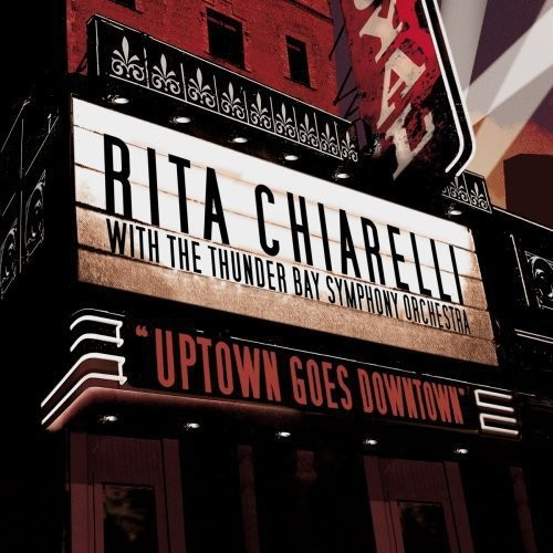 Uptown Goes Downtown [CD]