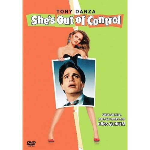 She's out of control (DVD)