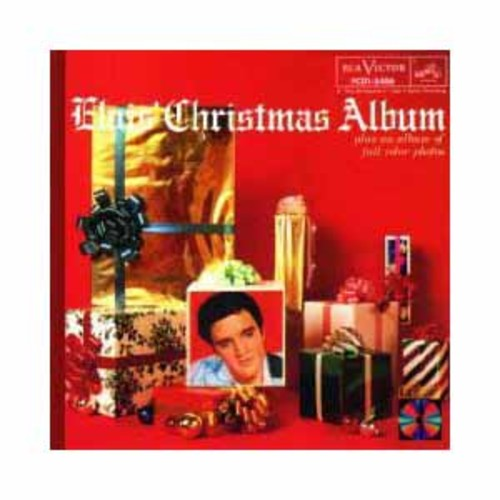 Elvis Presley - Elvis' Christmas Album [Audio CD]