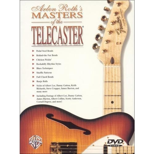 Arlen Roth's Masters of the Telecaster [DVD]