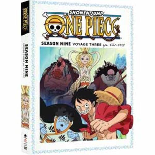 One Piece: Season Nine, Voyage Three [DVD]