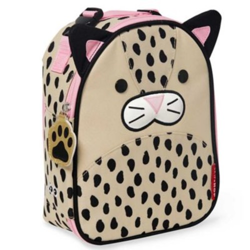SKIP*HOP Zoo Leopard Insulated Lunchie