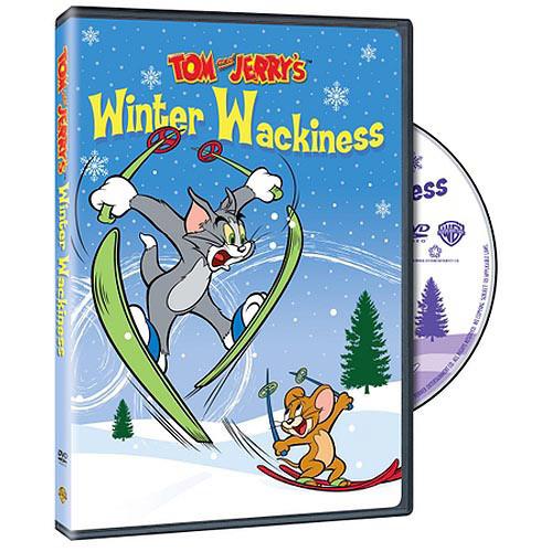Tom & Jerry: Winterwackiness (DVD)