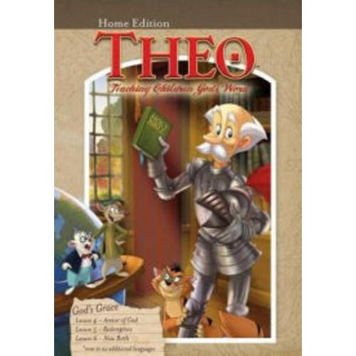 Theo: Teaching Children God's Word, Vol. 2 - God's Grace