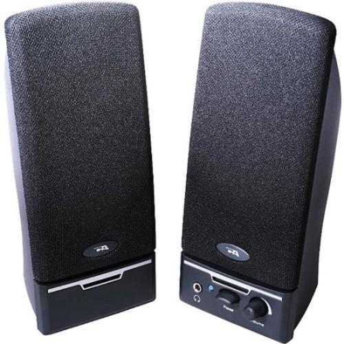Cyber Acoustics CA-2014 2.0 Speaker System - 4 W RMS - Black 2J77653