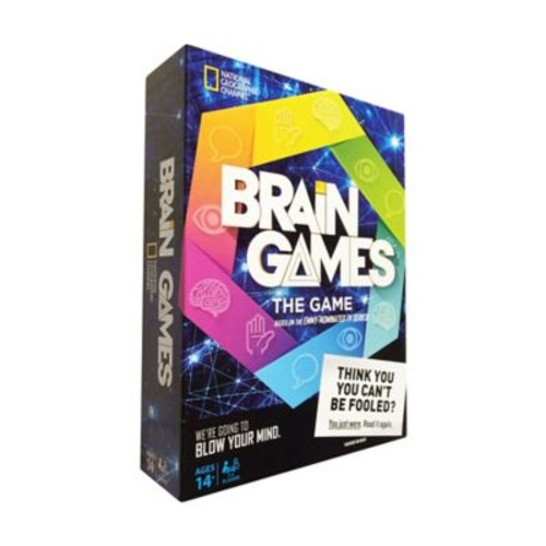 Buffalo Games Brain Game
