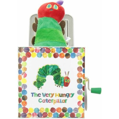 Eric Carle The Very Hungry Caterpillar Jack in the Box