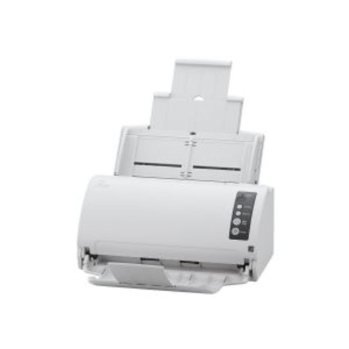 Fujitsu fi-7030 - Document scanner - Duplex - 8.5 in x 14 in - 600 dpi x 600 dpi - up to 27 ppm (mono) / up to 27 ppm (color) - ADF ( 50 sheets ) - up to 2500 scans per day - USB 2.0
