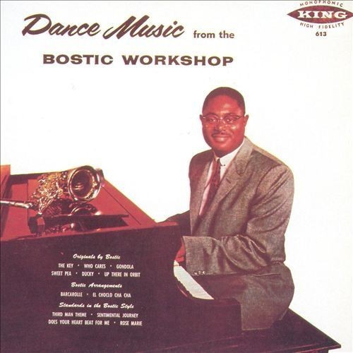 Dance Music From The Bostic Workshop CD (1990)