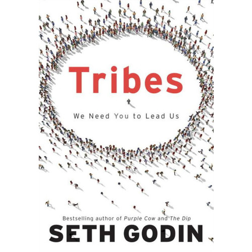 Tribes: We Need You to Lead Us [With Earbuds] Godin, Seth