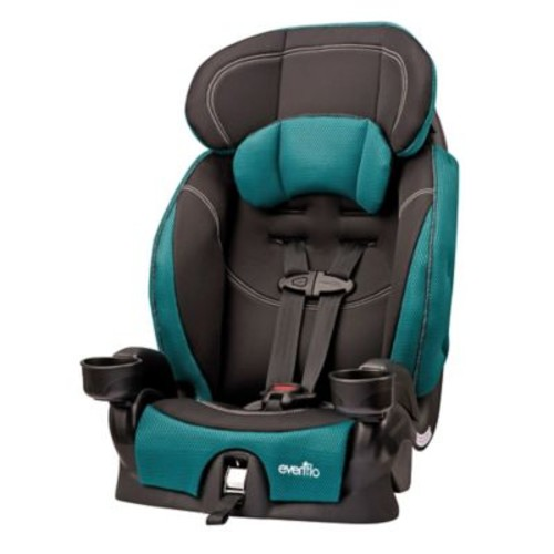 Evenflo Chase LX Harnessed Booster Seat in Jubilee
